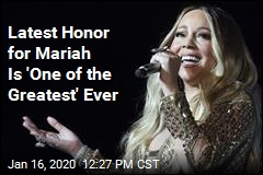 Mariah Carey Experiences 'One of Greatest Honors of Career'