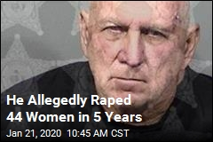 He Allegedly Raped 44 Women in 5 Years