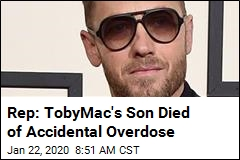 Rep: TobyMac's Son Died of Accidental Overdose