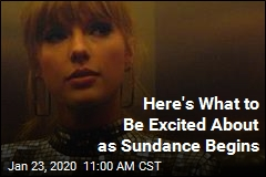 Much-Anticipated Taylor Swift Documentary Kicks Off Sundance