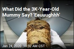 3K-Year-Old Mummy Regains His Voice