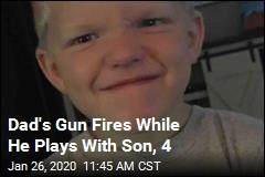 Dad's Gun Fires While Wrestling With Son, 4