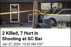 2 Killed, 7 Hurt in Shooting at SC Bar