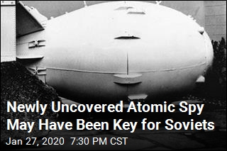 Newly Uncovered Atomic Spy May Have Been Key for Soviets