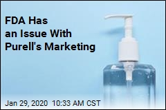 FDA to Purell: Stop Saying You Can Cut Down on Flu