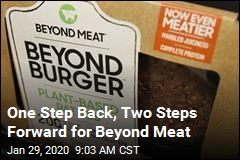 One Step Back, Two Steps Forward for Beyond Meat