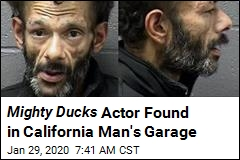 Mighty Ducks Actor Found in California Man's Garage