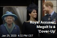 Court Filing: Megxit Was a 'Cover-Up'
