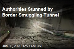 Longest-Ever Border Smuggling Tunnel Found
