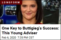 One Key to Buttigieg's Success: This Young Adviser