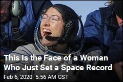 Longest Female Spaceflight Is Complete