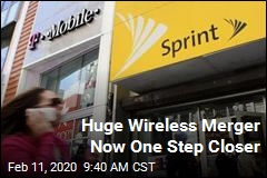 Huge Wireless Merger Now One Step Closer