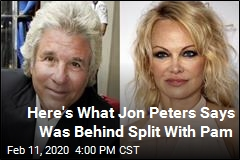 Jon Peters: I Paid Off Pam's Debts Before We Split
