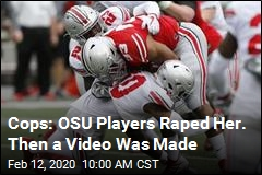 OSU Football Players Suspended After Rape Charges