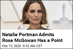 Natalie Portman Admits Rose McGowan Has a Point