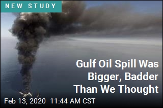 Gulf Oil Spill Was Bigger, Badder Than We Thought