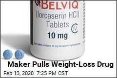 Weight-Loss Drug Off Market