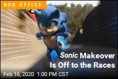 Sonic Makeover Is Off to the Races