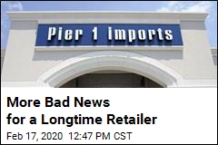 More Bad News for a Longtime Retailer