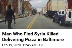 Man Who Fled Syria Killed Delivering Pizza in Baltimore