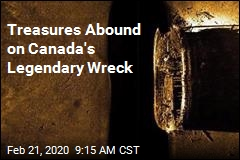 Treasures Abound on Canada's Legendary Wreck