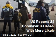 US Reports 34 Coronavirus Cases, With More Likely