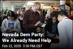 Nevada Dem Party: We Already Need Help