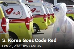 S. Korea Goes Code Red
