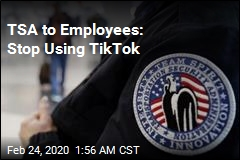 TSA Halts Employee Use of TikTok for Social Media Posts