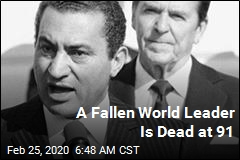 A Fallen World Leader Is Dead at 91
