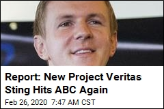 Report: ABC Suspends Journo Over Project Veritas Video