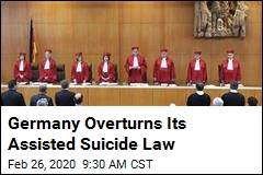 Germany Overturns Its Assisted Suicide Law