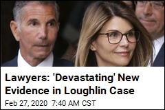 Lawyers: New Notes Prove Lori Loughlin Is Innocent