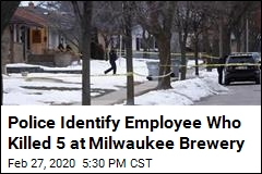 Police: Gunman Who Killed 5 Was a 15-Year Brewery Worker