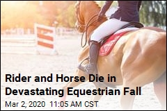 Rider and Horse Die in Devastating Equestrian Fall