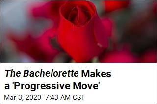 The Bachelorette Makes a 'Progressive Move'