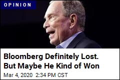 The Very Expensive Lessons of Mike Bloomberg's Campaign