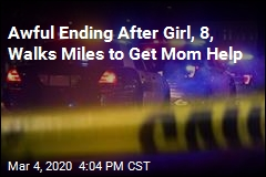 Tragic Ending After 8-Year-Old Walks Miles to Get Mom Help
