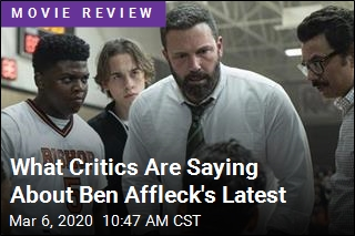 What Critics Are Saying About Ben Affleck's Latest