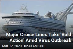 Major Cruise Lines Shut Down
