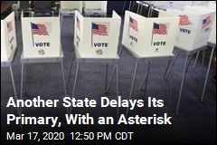 Another State Delays Its Primary, With an Asterisk