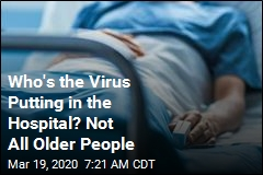 Who's the Virus Putting in the Hospital? Not All Older People