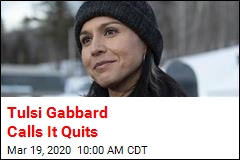 Tulsi Gabbard Drops Out, Backs Joe Biden