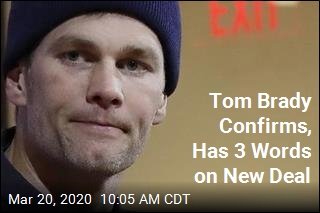 Tom Brady Confirms, Has 3 Words on New Deal