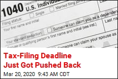You Now Have Until July 15 to File Taxes