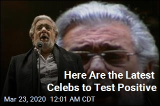 Placido Domingo Has Coronavirus