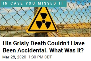 He Died in a Vat at a Uranium Plant. Was It Murder?