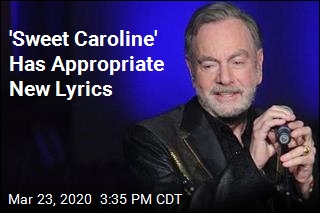 'Sweet Caroline' Has Appropriate New Lyrics