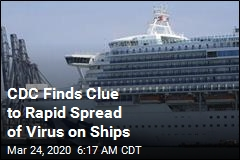 CDC Finds Clue to Rapid Spread of Virus on Ships