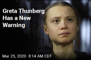 Greta Thunberg Has a New Warning